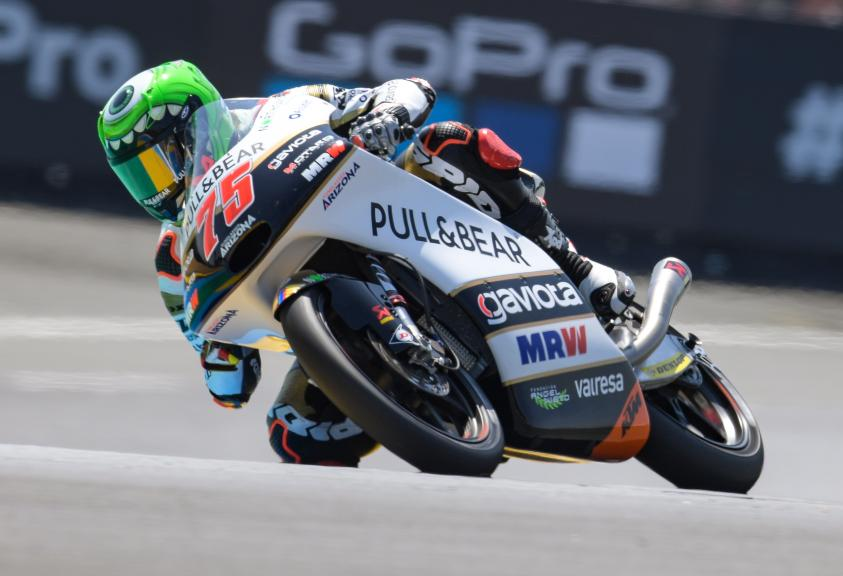 Albert Arenas, Angel Nieto Team Moto3, HJC Helmets Grand Prix de France