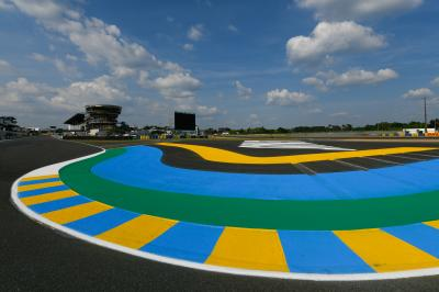 È lunedì di test a Le Mans