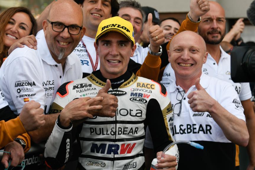 Albert Arenas, Angel Nieto Team Moto3, HJC Helmets Grand Prix de France