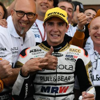 Arenas gewinnt dramatisches Moto3™-Rennen