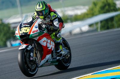 Update: courageous Crutchlow declared fit to race