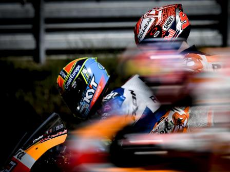 Best shots of MotoGP, HJC Helmets Grand Prix de France