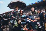 Johann Zarco, Monster Yamaha Tech 3, HJC Helmets Grand Prix de France @Alex Chailan / David Piolé