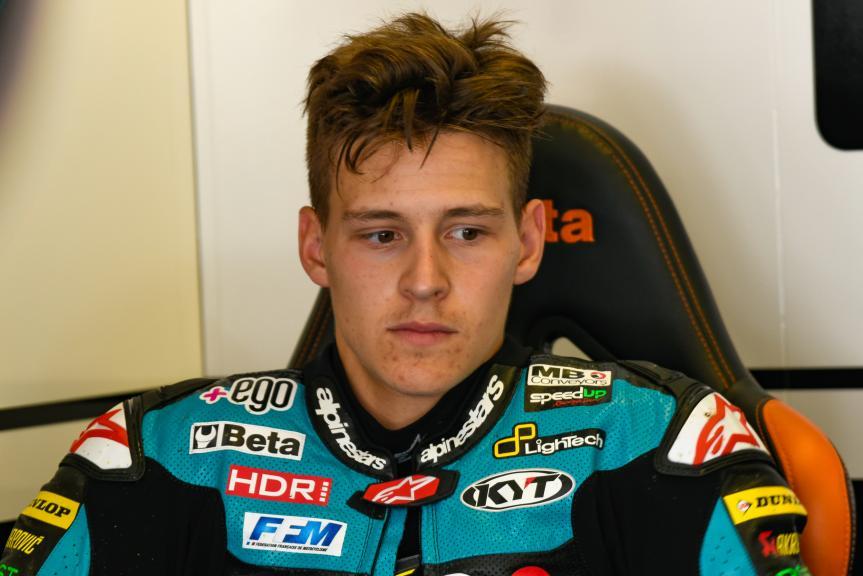 Fabio Quartararo, Speed Up Racing, LeMans Moto2 & Moto3 Oficial Test