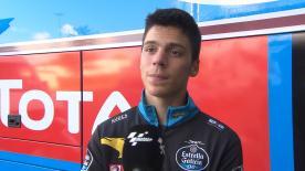 20歳のスペイン人ライダー、ジョアン・ミルが報道された来季の契約に関して否定し、レースに集中することを強調。