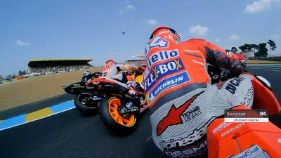 French GP: Multi-OnBoard Start
