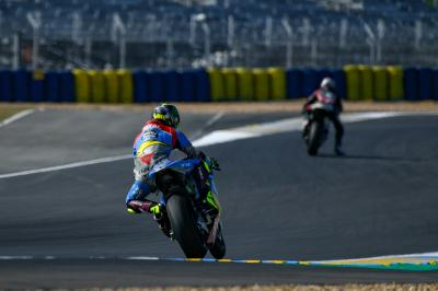 Moto2™ and Moto3™ back on track at Le Mans