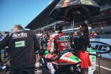 Aleix Espargaro, Aprilia Racing Team Gresini, HJC Helmets Grand Prix de France @Alex Chailan / David Piolé