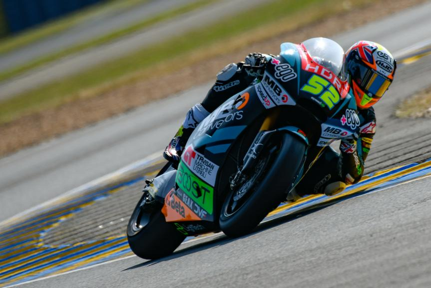Danny Kent, Speed Up Racing, LeMans Moto2 & Moto3 Oficial Test