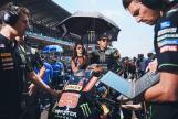 Hafizh Syahrin, Monster Yamaha Tech 3, HJC Helmets Grand Prix de France @Alex Chailan / David Piolé