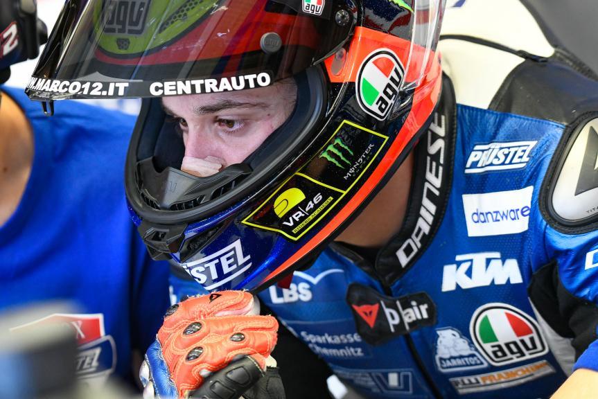 Jakub Kornfeil, Pruestelgp, LeMans Moto2 & Moto3 Oficial Test