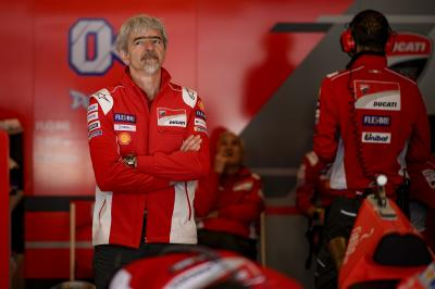 "Dall'Igna on Petrux: ""If it continues, he deserves a Ducati"""