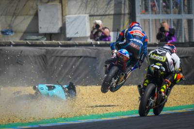 "Kornfeil: ""It was just like motocross training!"""