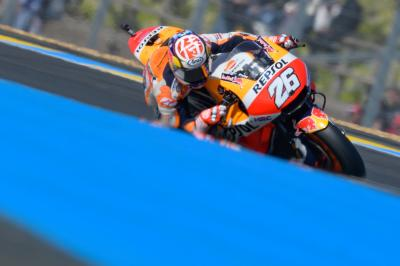 "Pedrosa ""fights through physical difficulties"" in Le Mans"