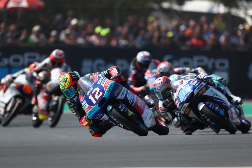 Marco Bezzecchi, Pruestelgp, HJC Helmets Grand Prix de France