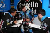 Alonso Lopez, Estrella Galicia 0,0, HJC Helmets Grand Prix de France