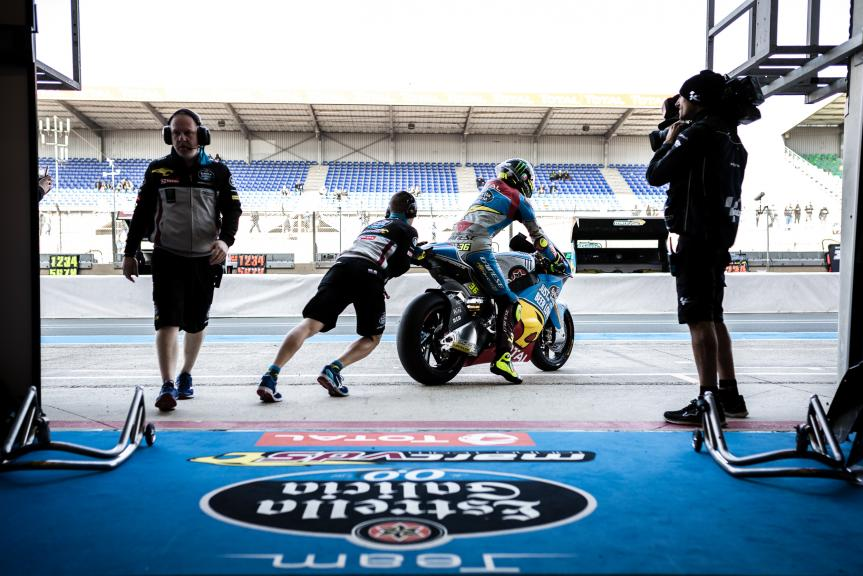 Joan Mir, Eg 0,0 Marc VDS, HJC Helmets Grand Prix de France