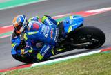 Alex Rins, Team Suzuki Ecstar, Catalunya MotoGP™ Test