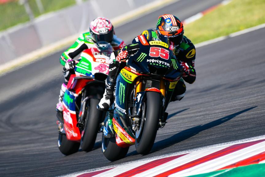 Hafizh Syahrin, Monster Yamaha Tech 3, Catalunya MotoGP™ Test