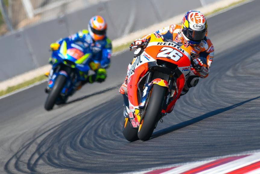 Dani Pedrosa, Repsol Honda Team, Catalunya MotoGP™ Test
