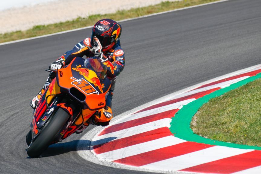 Mika Kallio, Red Bull KTM Factory Racing, Catalunya MotoGP™ Test