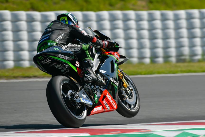 Johann Zarco, Monster Yamaha Tech 3, Catalunya MotoGP™ Test