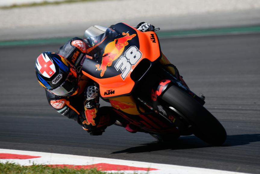 Bradley Smith, Red Bull KTM Factory Racing, Catalunya MotoGP™ Test