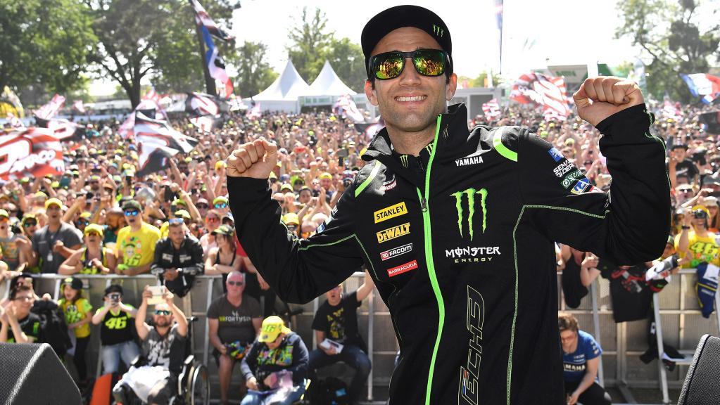 TC Zarco le Mans