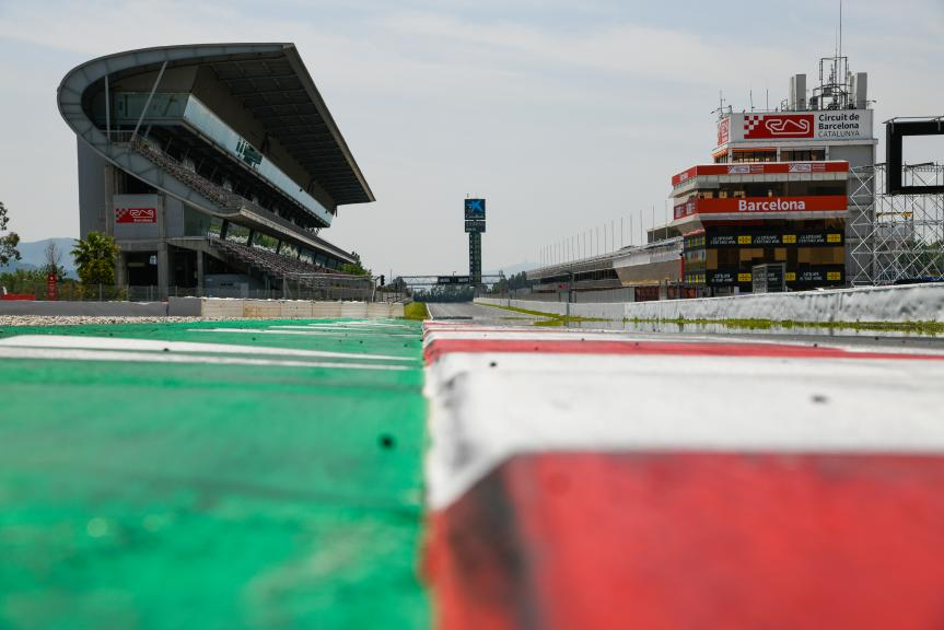 Circuit Catalunya Montmelo