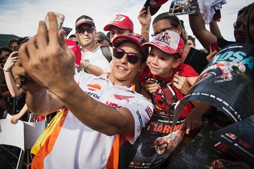 Marquez Fans © Markus Berger
