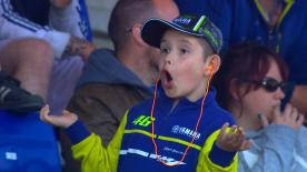 A recap of some of the more light-hearted moments from the French GP in Le Mans