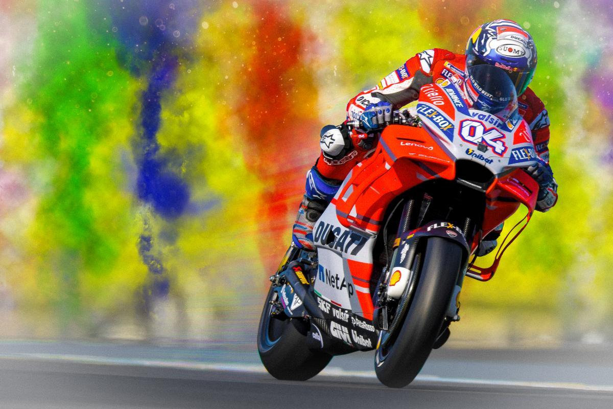 Mugello: hoist the colours   MotoGP™