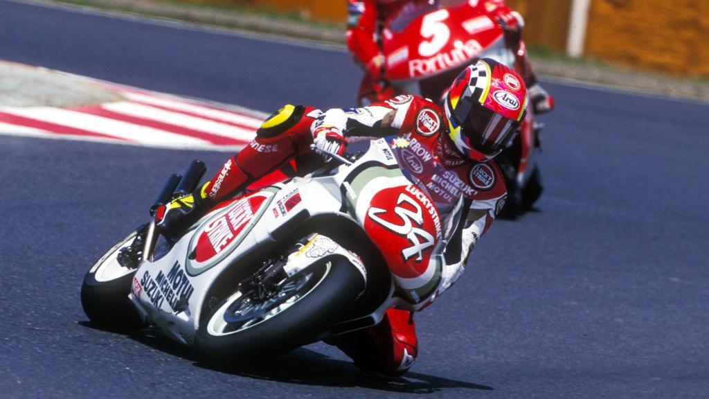 Kevin Schwantz, 1995