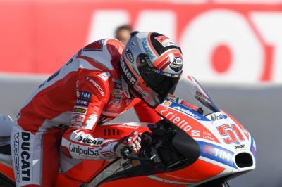 Ducati jouera son atout Pirro au Mugello