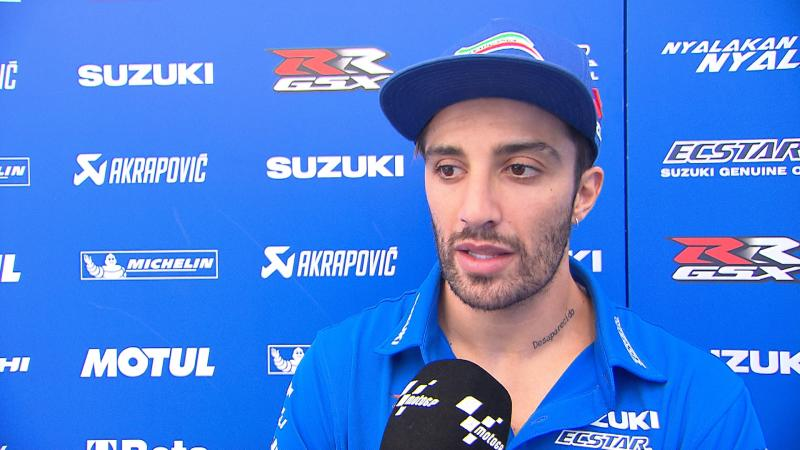 Italia: a Iannone il warm-up in MotoGp