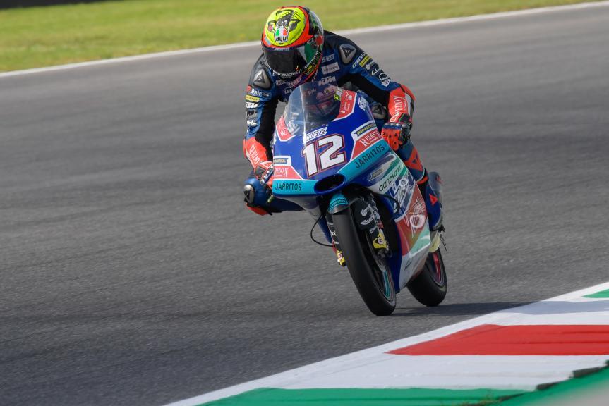Marco Bezzecchi, Pruestelgp, Gran Premio d'Italia Oakley