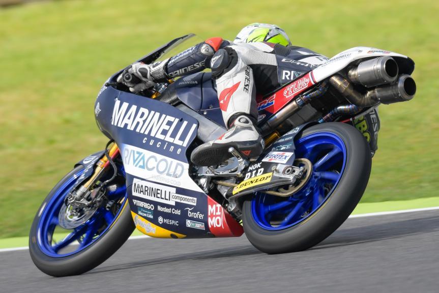 Tony Arbolino, Marinelli Snipers Team, Gran Premio d'Italia Oakley