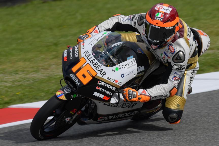Andrea Migno, Angel Nieto Team Moto3, Gran Premio d'Italia Oakley