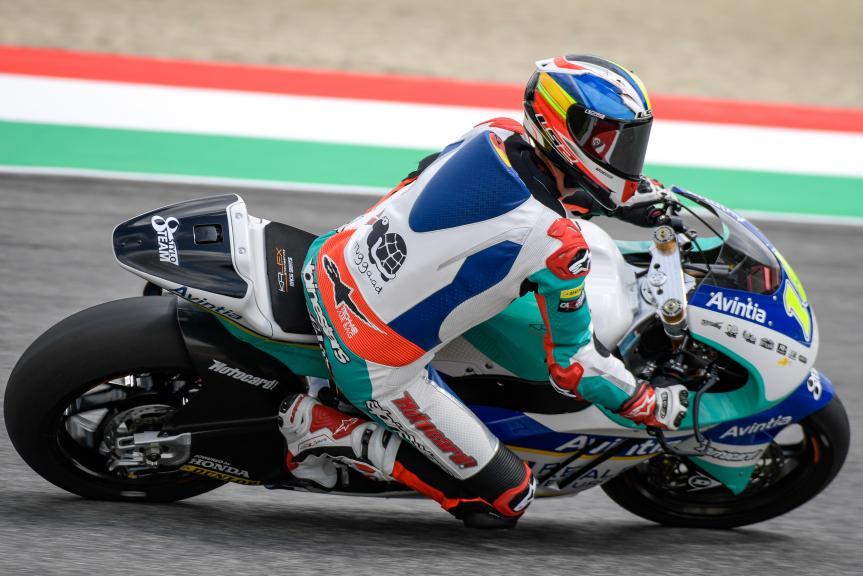 Xavier Cardelus, Team Stylobike, Gran Premio d'Italia Oakley