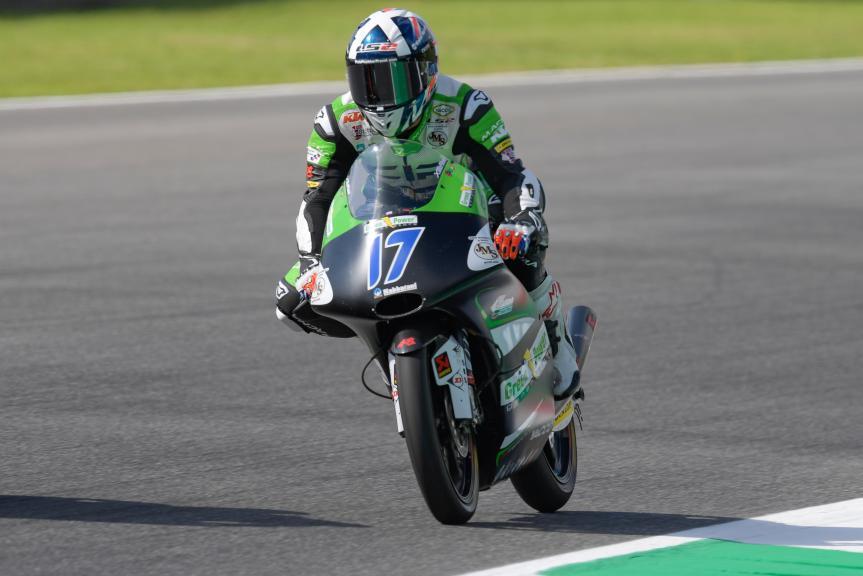 John Mcphee, CIP - Green Power, Gran Premio d'Italia Oakley