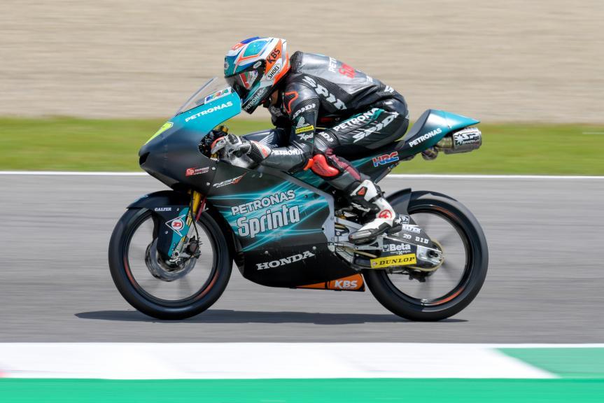 Adam Norrodin, Petronas Sprinta Racing, Gran Premio d'Italia Oakl