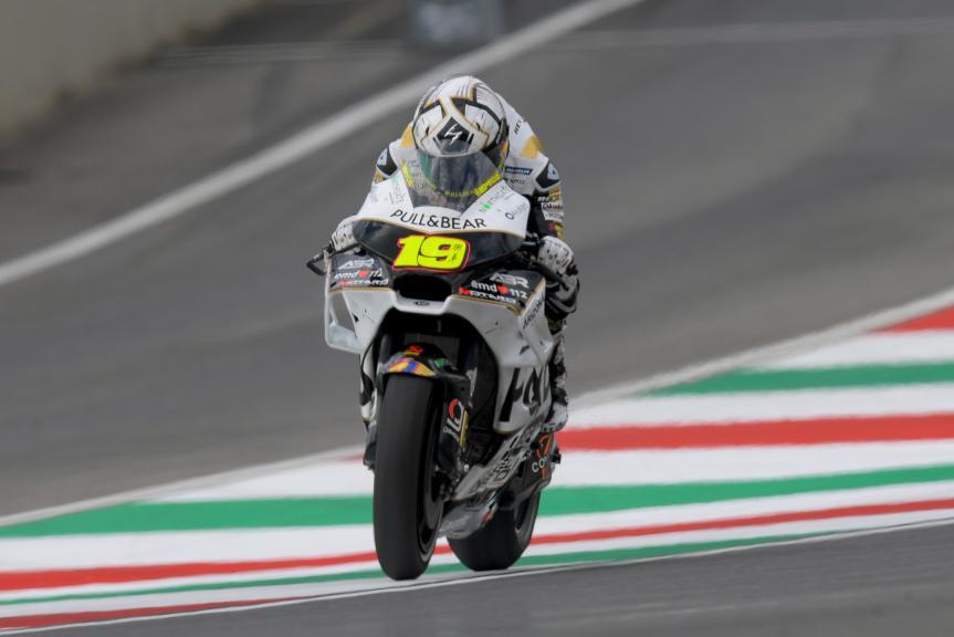 Alvaro Bautista, Angel Nieto Team, Gran Premio d'Italia Oakley