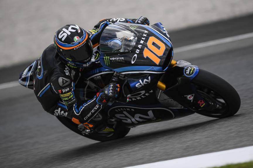 Luca Marini, Sky Racing Team VR46, Gran Premio d'Italia Oakley