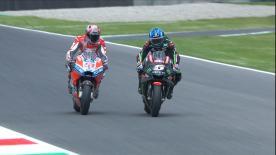 Revivez la deuxième séance d'essais libres de la catégorie MotoGP™ au Mugello.