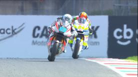 Watch the intermediate class at Mugello during their second free practice session of the weekend