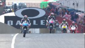 The second Free Practice session for the Moto3™ World Championship at Mugello