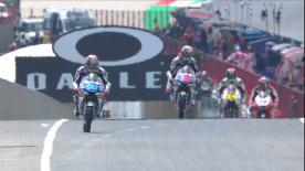 Revivez la deuxième séance d'essais libres de la catégorie Moto3™ au Mugello.