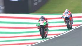 Revivez la première séance d'essais libres de la catégorie MotoGP™ au Mugello.