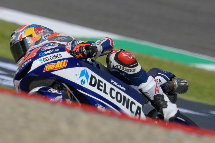 Fabio Di Giannantonio, Del Conca Gresini Moto3, Gran Premio d'Italia Oakley