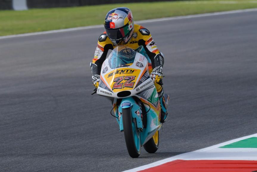 Kazuki Masaki, RBA BOE Skull Rider, Gran Premio d'Italia Oakley